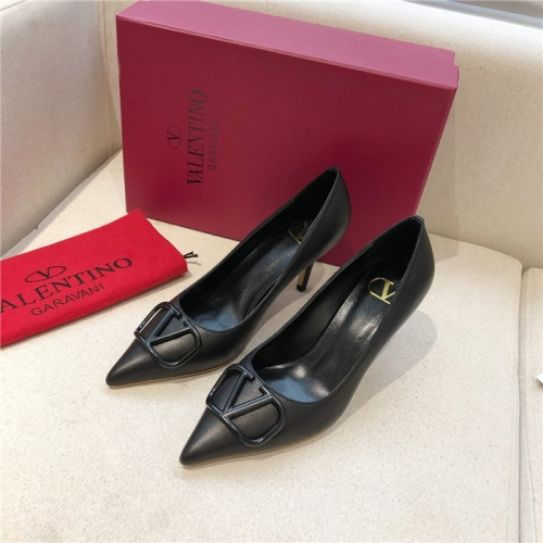 Valentino High-Heeled Shoes For Women #814358