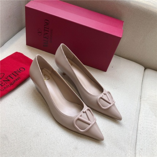 Valentino High-Heeled Shoes For Women #814370
