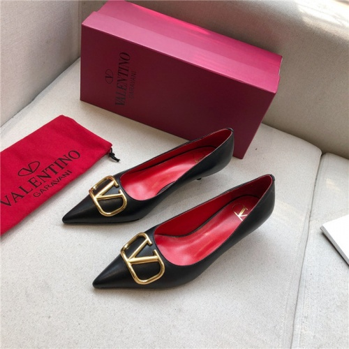 Valentino High-Heeled Shoes For Women #814375