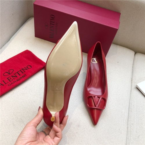 Valentino High-Heeled Shoes For Women #814379