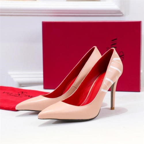 Valentino High-Heeled Shoes For Women #814387
