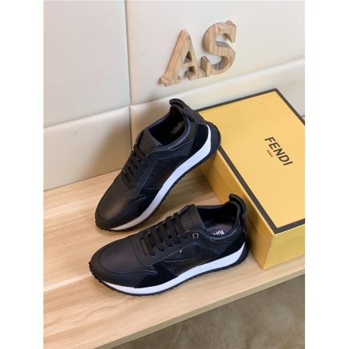Fendi Casual Shoes For Men #814506