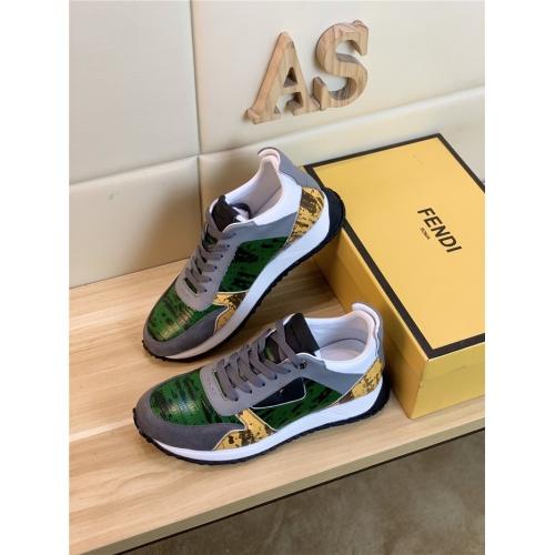 Fendi Casual Shoes For Men #814507