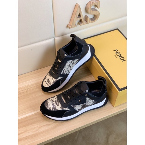 Fendi Casual Shoes For Men #814508