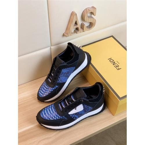 Fendi Casual Shoes For Men #814509