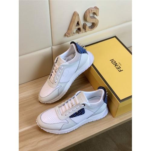 Fendi Casual Shoes For Men #814511