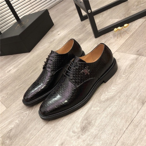 Prada Leather Shoes For Men #814528