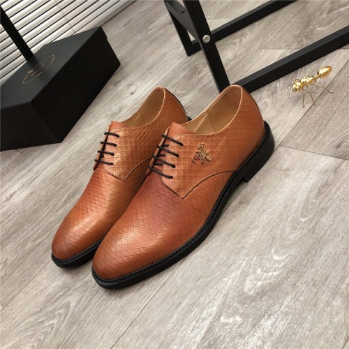 Prada Leather Shoes For Men #814529