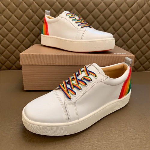 Christian Louboutin CL Casual Shoes For Men #814555