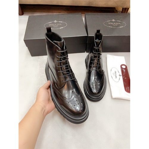 Prada Boots For Men #814570