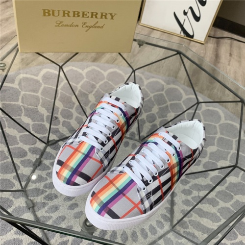 Burberry Casual Shoes For Men #814584