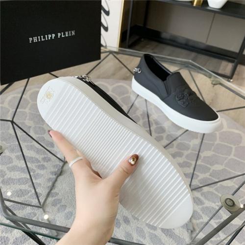 Replica Philipp Plein PP Casual Shoes For Men #814598 $72.00 USD for Wholesale