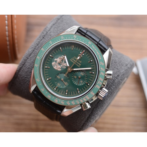 OMEGA AAA Quality Watches For Men #814610 $190.00 USD, Wholesale Replica OMEGA New Quality Watches
