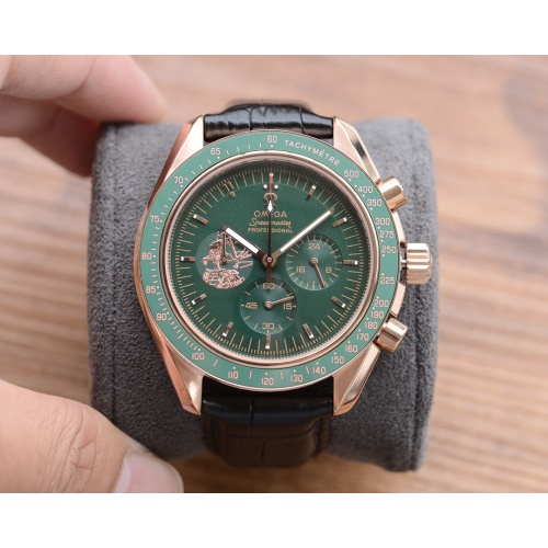 OMEGA AAA Quality Watches For Men #814611 $190.00 USD, Wholesale Replica OMEGA New Quality Watches
