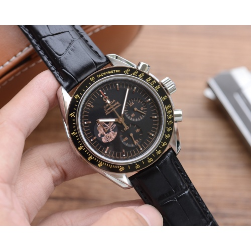 OMEGA AAA Quality Watches For Men #814612 $190.00 USD, Wholesale Replica OMEGA New Quality Watches