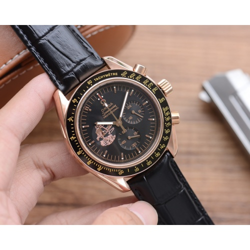 OMEGA AAA Quality Watches For Men #814613 $190.00, Wholesale Replica OMEGA New Quality Watches