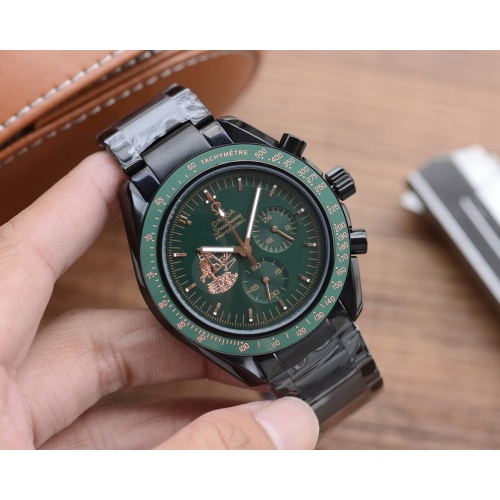 OMEGA AAA Quality Watches For Men #814618 $200.00 USD, Wholesale Replica OMEGA New Quality Watches