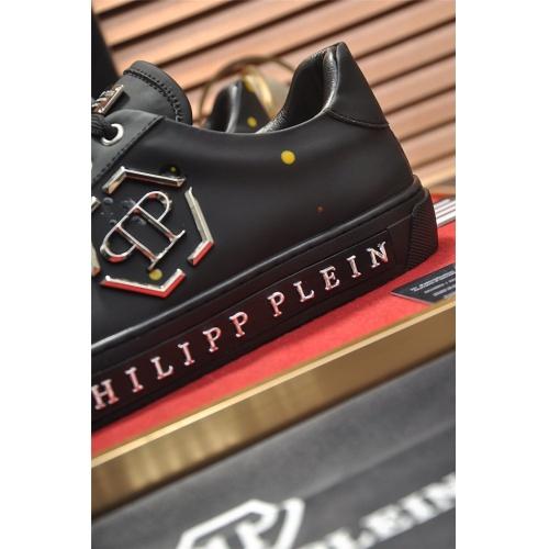 Replica Philipp Plein PP Casual Shoes For Men #814627 $80.00 USD for Wholesale