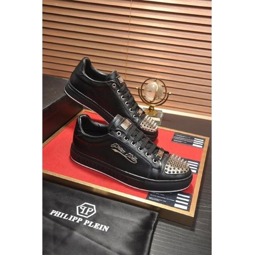 Philipp Plein PP Casual Shoes For Men #814629 $80.00, Wholesale Replica Philipp Plein Shoes