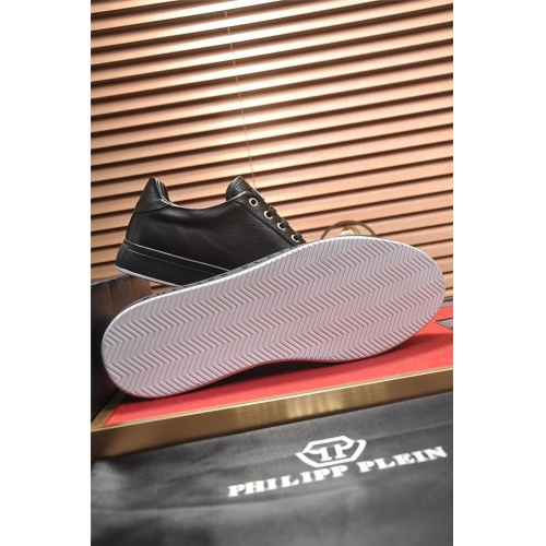Replica Philipp Plein PP Casual Shoes For Men #814629 $80.00 USD for Wholesale