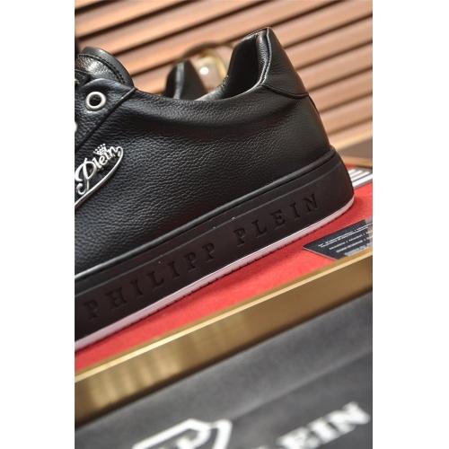Replica Philipp Plein PP Casual Shoes For Men #814629 $80.00 USD for Wholesale
