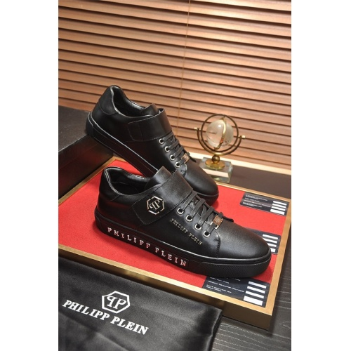 Philipp Plein PP Casual Shoes For Men #814631 $80.00, Wholesale Replica Philipp Plein Shoes