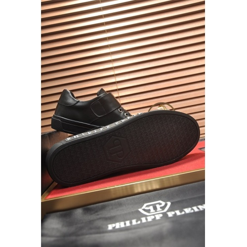 Replica Philipp Plein PP Casual Shoes For Men #814631 $80.00 USD for Wholesale