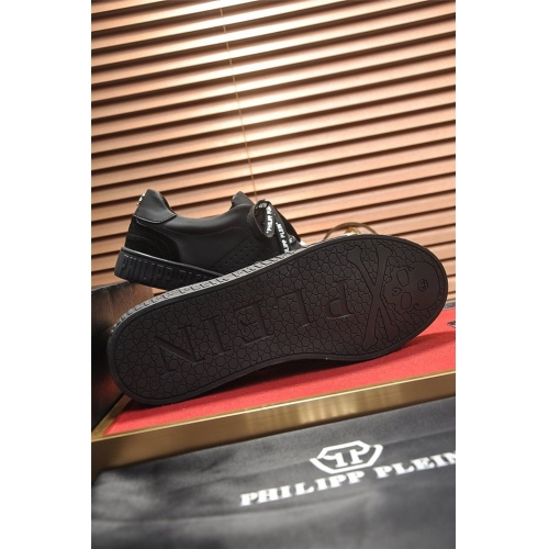 Replica Philipp Plein PP Casual Shoes For Men #814633 $80.00 USD for Wholesale