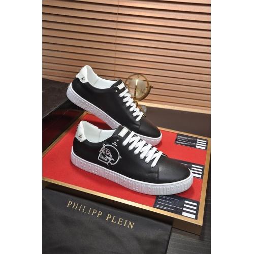 Philipp Plein PP Casual Shoes For Men #814638 $80.00, Wholesale Replica Philipp Plein Shoes