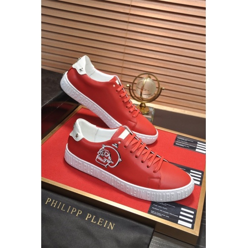 Philipp Plein PP Casual Shoes For Men #814639 $80.00, Wholesale Replica Philipp Plein Shoes