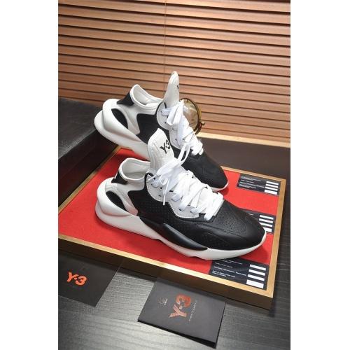 Y-3 Casual Shoes For Men #814650 $82.00 USD, Wholesale Replica Y-3 Casual Shoes