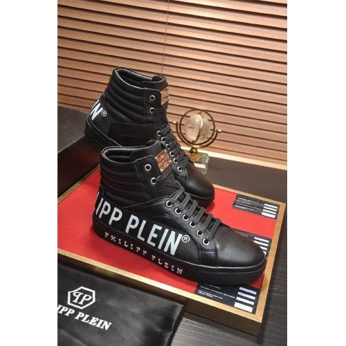 Philipp Plein PP High Tops Shoes For Men #814655