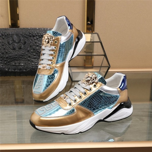 Versace Casual Shoes For Men #814661
