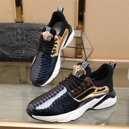 Versace Casual Shoes For Men #814663