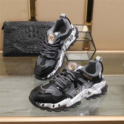 Versace Casual Shoes For Men #814695