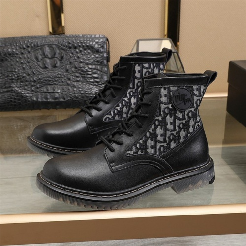 Christian Dior Boots For Men #814704