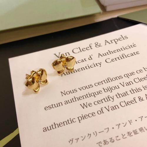 Van Cleef & Arpels Earrings #814791 $29.00 USD, Wholesale Replica Van Cleef & Arpels Earrings