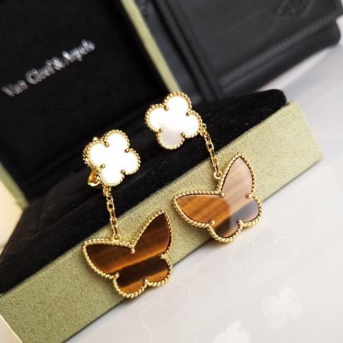 Van Cleef & Arpels Earrings #814795 $40.00 USD, Wholesale Replica Van Cleef & Arpels Earrings