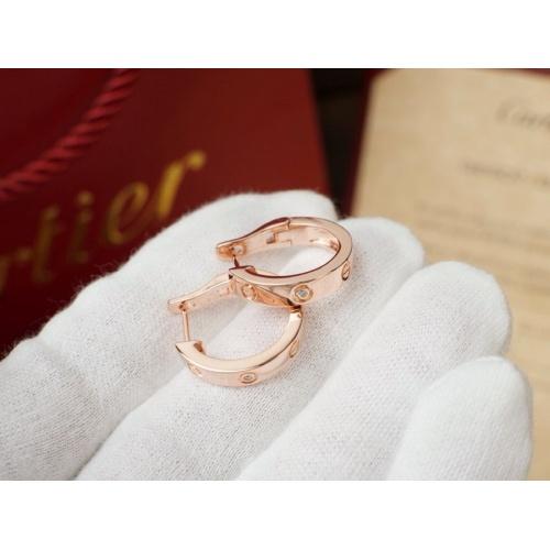 Cartier Earring #814803
