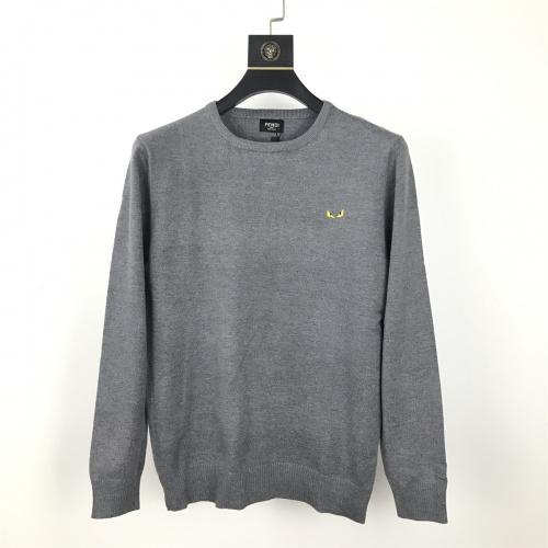 Fendi Sweaters Long Sleeved O-Neck For Men #814840