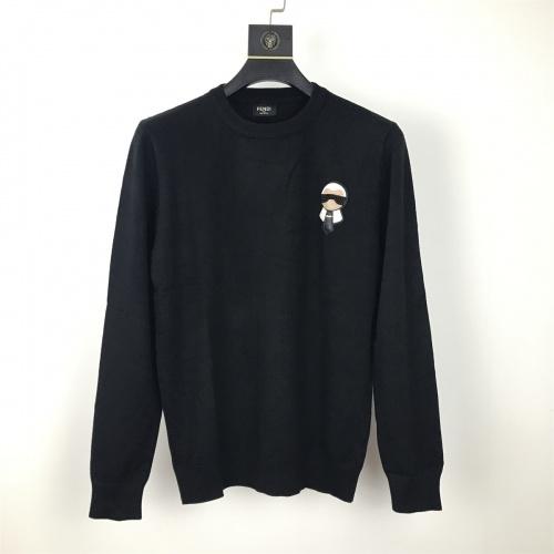 Fendi Sweaters Long Sleeved O-Neck For Men #814846