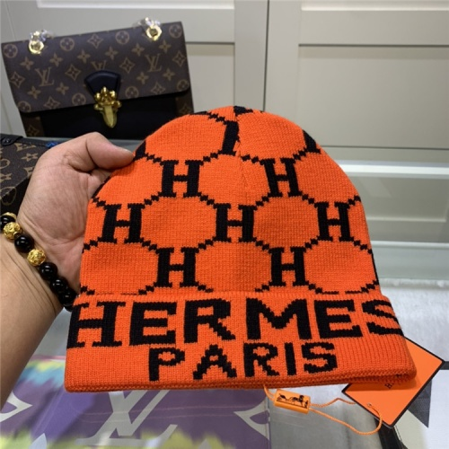 Hermes Woolen Hats #814849 $29.00, Wholesale Replica Hermes Caps
