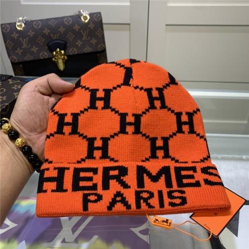 Hermes Woolen Hats #814849
