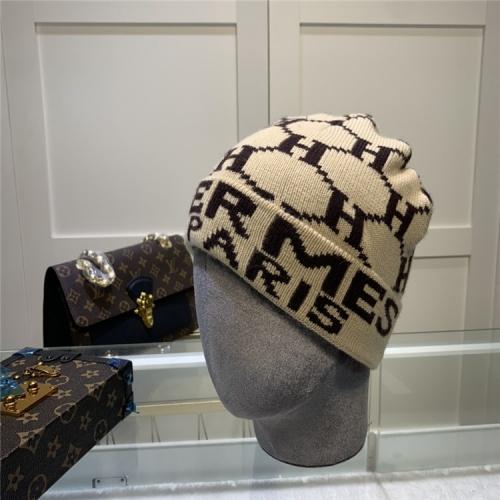 Hermes Woolen Hats #814851