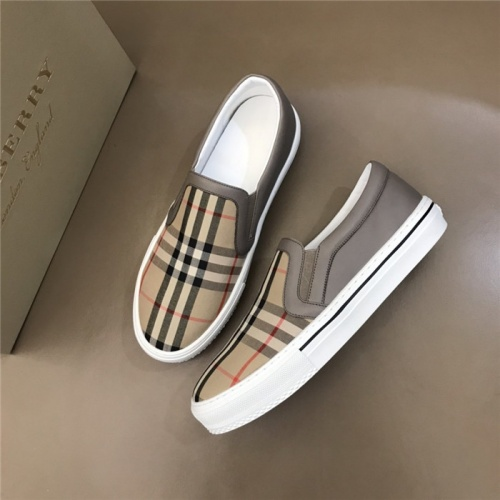 Burberry Casual Shoes For Men #814893