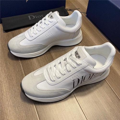 Christian Dior Casual Shoes For Men #814897
