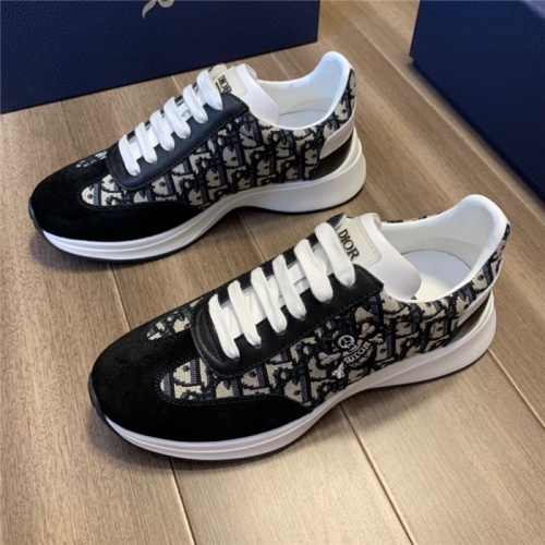 Christian Dior Casual Shoes For Men #814899