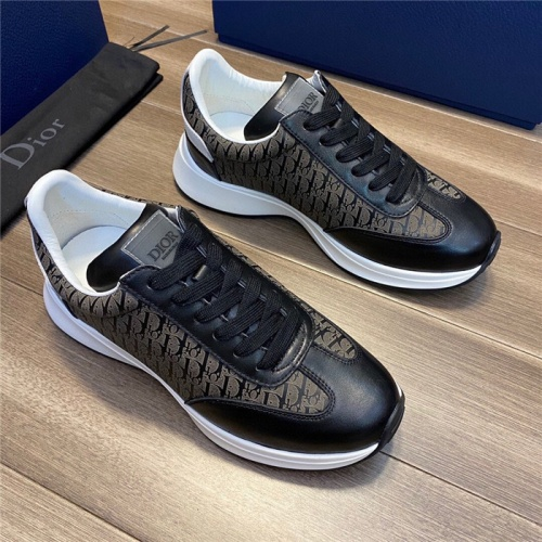 Christian Dior Casual Shoes For Men #814903