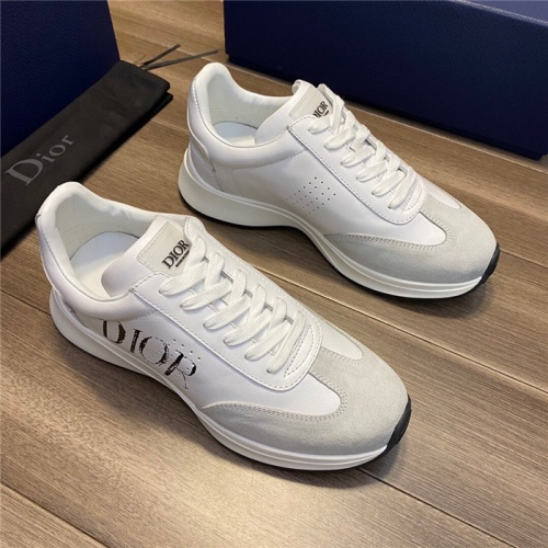 Christian Dior Casual Shoes For Men #814906