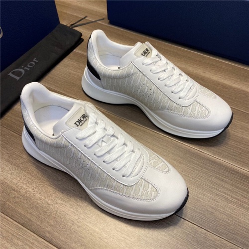 Christian Dior Casual Shoes For Men #814910
